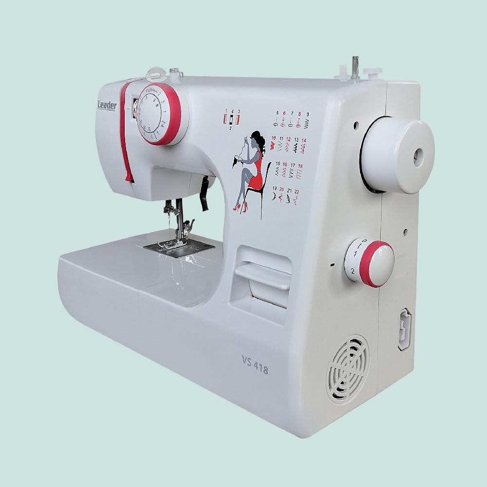 Швейная машина Leader VS 418 фото 4