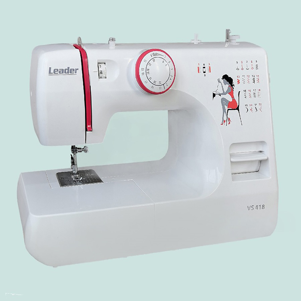 Leader-VS-418 швейная машинка