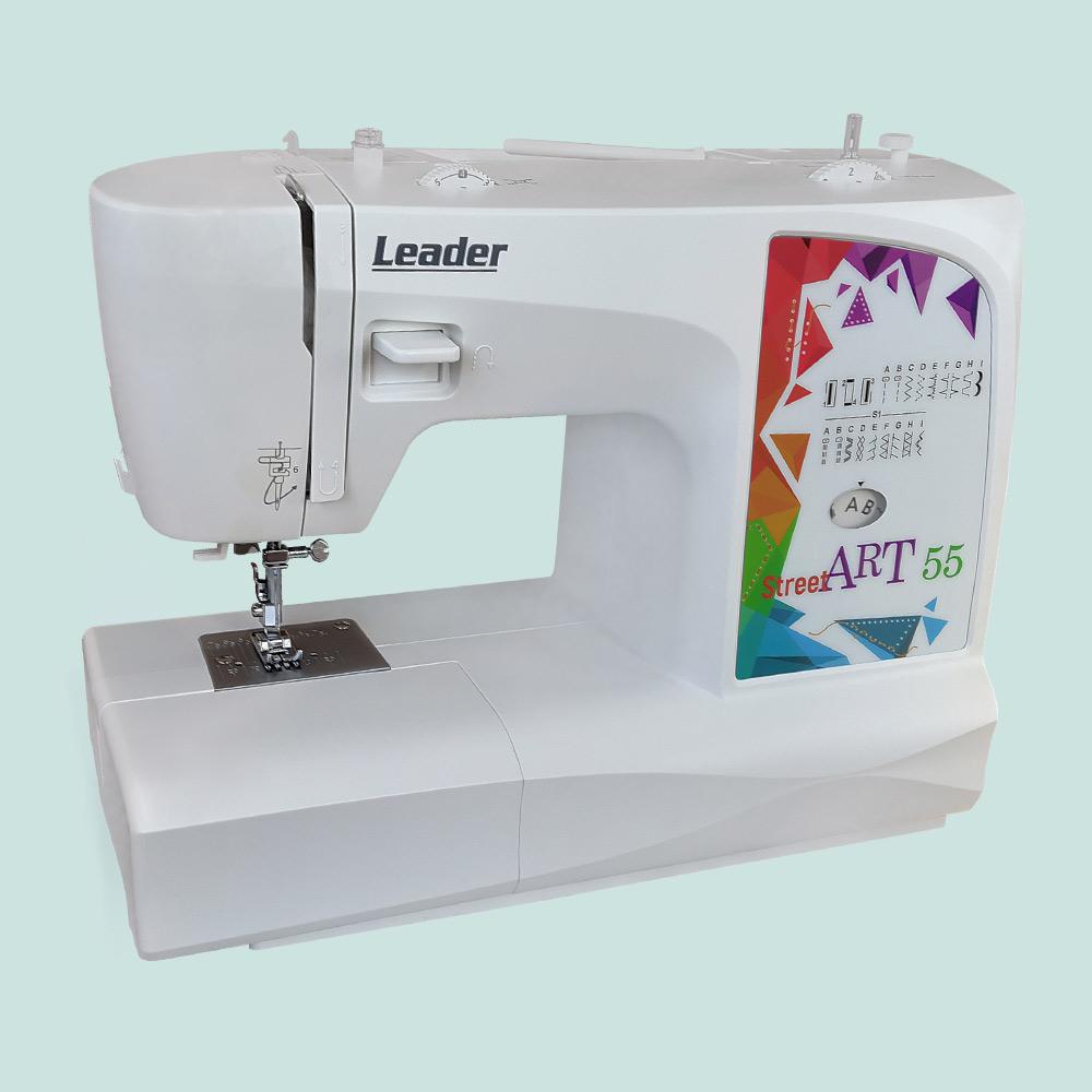 Швейная машина Leader StreetArt 55 фото-1