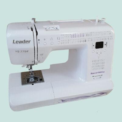 Фото 11 - LEADER VS 775E, компьютеризированная швейная машина.