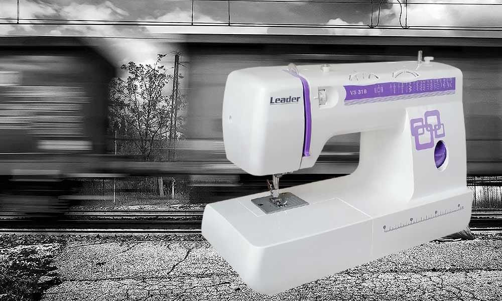 швейная-машинка-Leader-VS-318